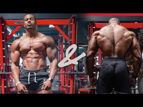 THE FASTEST WAY TO BUILD CHEST & BACK
