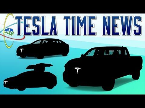 Tesla Time News - Tesla's 8 Car Models