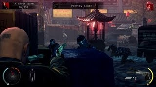 Hitman: Absolution Gameplay (PC) - The King of Chinatown - 1080p GT 650M Asus N76VZ