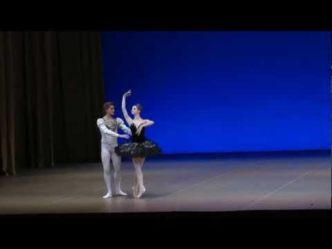 Angelina Vorontsova Denis Rodkin - the young generation of the Bolshoi ballet