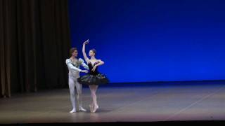 Angelina Vorontsova Denis Rodkin - the young generation of the Bolshoi ballet