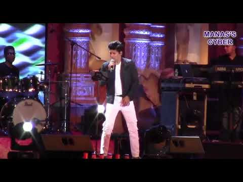 Shaan Singing Famous Romantic Odia Song @ Jajpur 150 Years