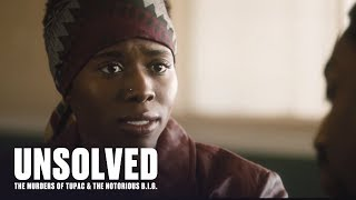 tupacs mother visits him in jail season 1 episode 5 unsolved on usa network