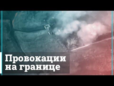 Азербайджан жестко ответил на обстрелы со стороны Армении
