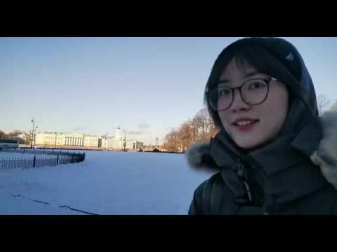 【vlog】牟哥的彼得堡三日游