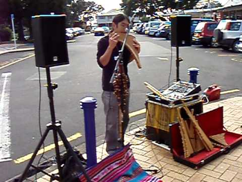 Orewa Craft Market Arts & Crafts Events NZ Handmade gifts Bolivian music