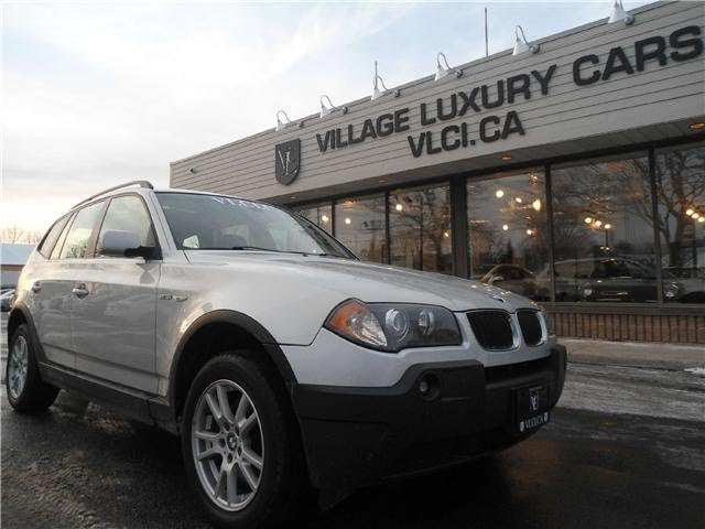 2005 Bmw X3 2 5i In Review Village Luxury Cars Toronto Youtube