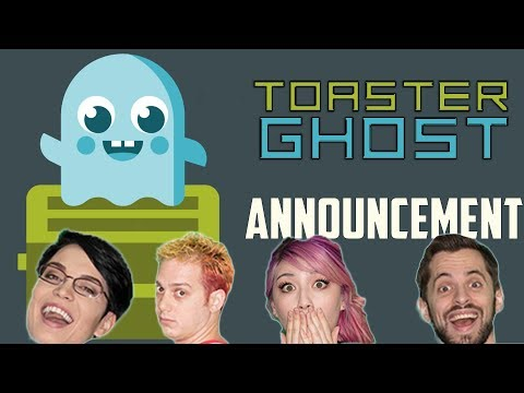 WELCOME TO TOASTER GHOST
