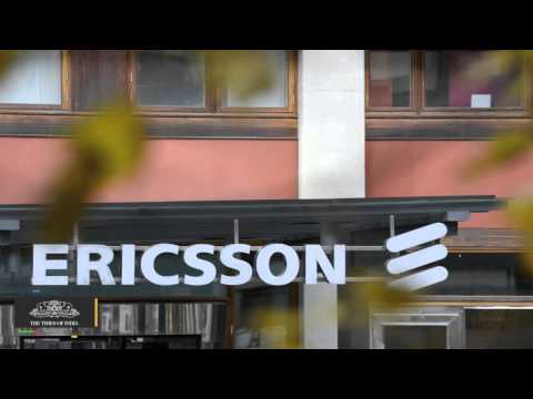 Ericsson's India Headcount Surpasses Sweden's - TOI