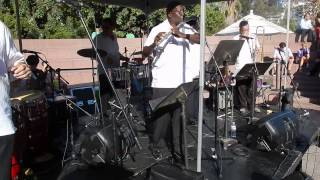 Latin Jam Tribute To Johnny Polanco - LACMA - September 5, 2015
