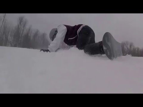 Snowboarding accident - Blue Mountain - Collingwood, ON