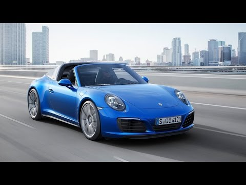 2016 Porsche 911 Targa 4 Review Rendered Price Specs Release Date