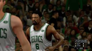 X360 - NBA 2K18 - GamePlay [4K:60fps]