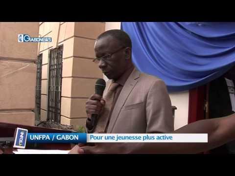 UNFPA / GABON : Pour une jeunesse plus active