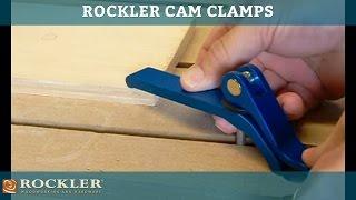 Rockler Cam Clamps