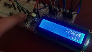 Arduino İle Hesap Makinesi Yapımı - Adana Ticaret Odası Anadolu Lisesi