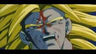 Dragon Ball ZBroly The Second ComingGohan vs Broly Trailor