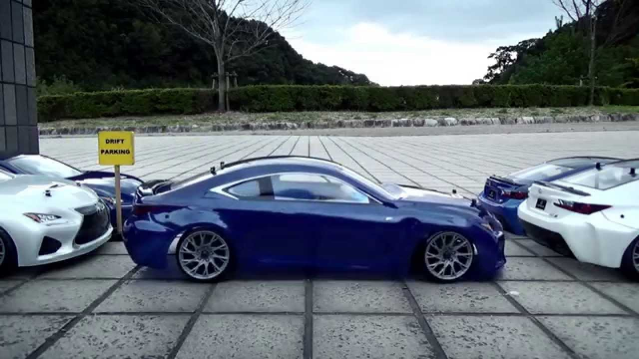 Play Time Remote Control Precision Drifting With Lexus Youtube