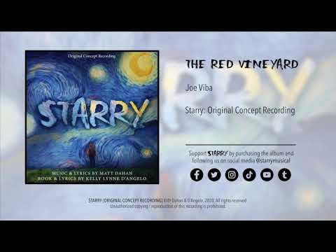"""the-red-vineyard""---starry:-original-concept-recording"