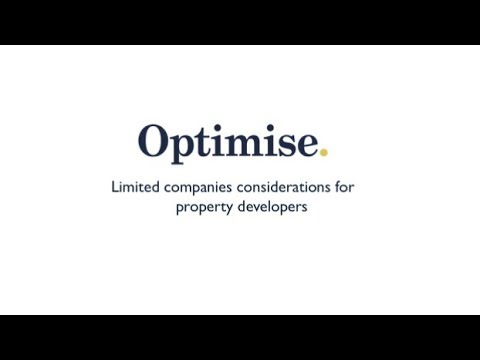 Limited Company Considerations For Property Developers