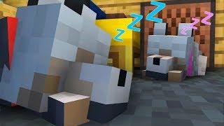 Wolf Life 7 - Minecraft Animation