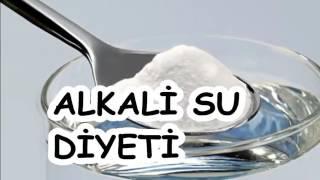 ALKALİ SU DİYETİ