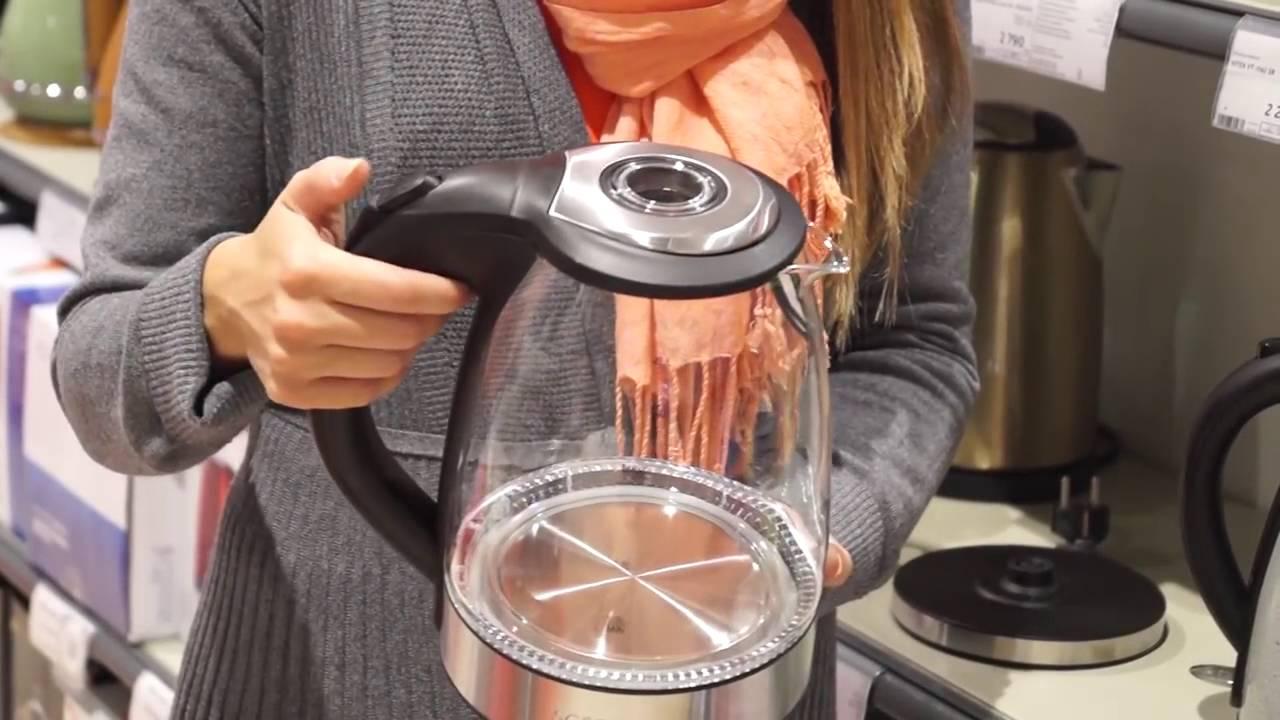 Обзор: керамический чайник электрический Symbol 1л (в России .