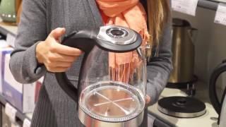 видео Какой чайник лучше: пластиковый, металлический или стеклянный?