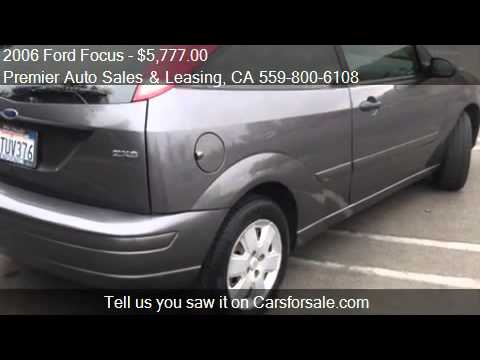 2006 Ford Focus ZX3 SE - for sale in Fresno, CA 93650