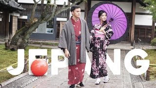 TRAVEL-VLOGGG #64: JEPANG Part. 1 - Kimono Day