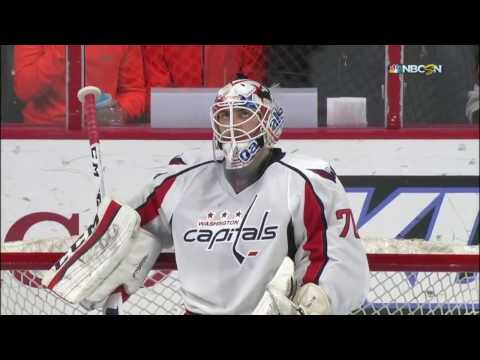 Braden Holtby Highlights