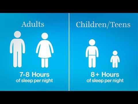 How much sleep do you really need? (S1) | The Power of Good Health