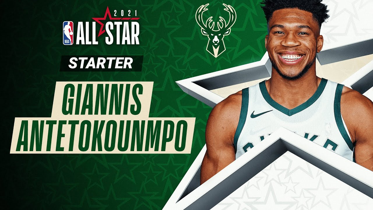 Best Plays From All-Star Starter Giannis Antetokounmpo | 2020-21 NBA Season