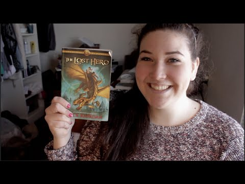 REVIEW: The Lost Hero by Rick Riordan