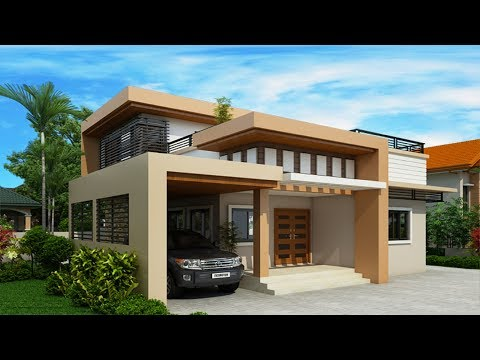 Cute Small Modern House 700 Sft for 7 Lakh | Elevation | Home Plan | Interiors