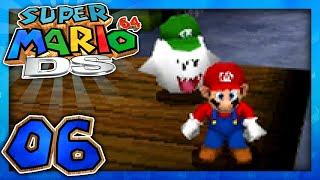 Super Mario 64 DS - Part 6 | Big Boo's Haunt!