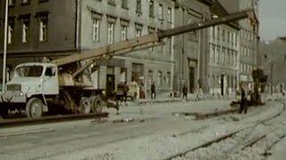 Bratislava - Rekonštrukcia Špitálskej Ulice (1988)