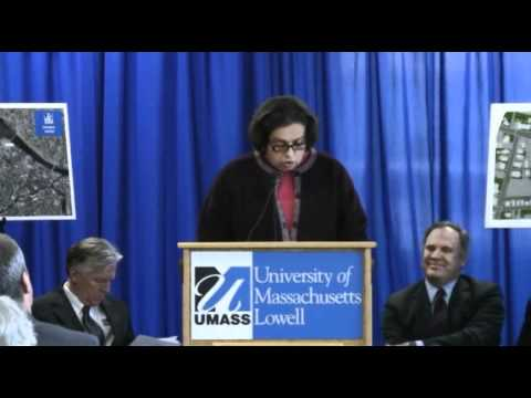 Deb Chausse - House of Hope & UMass Lowell Chancel...