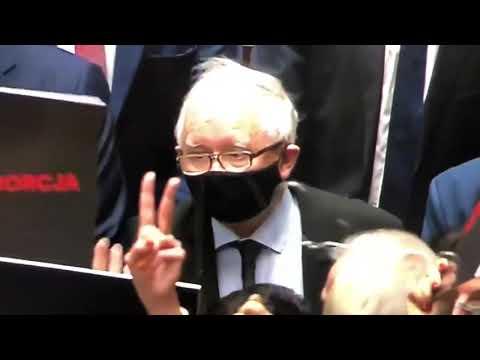 Kaczyński traci kontakt z rzeczywistością #StrajkKobiet #piekłokobiet #wyroknakobiety