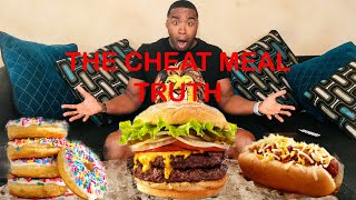 The Truth about Cheat Meal/Days! Do they Make you Fat?