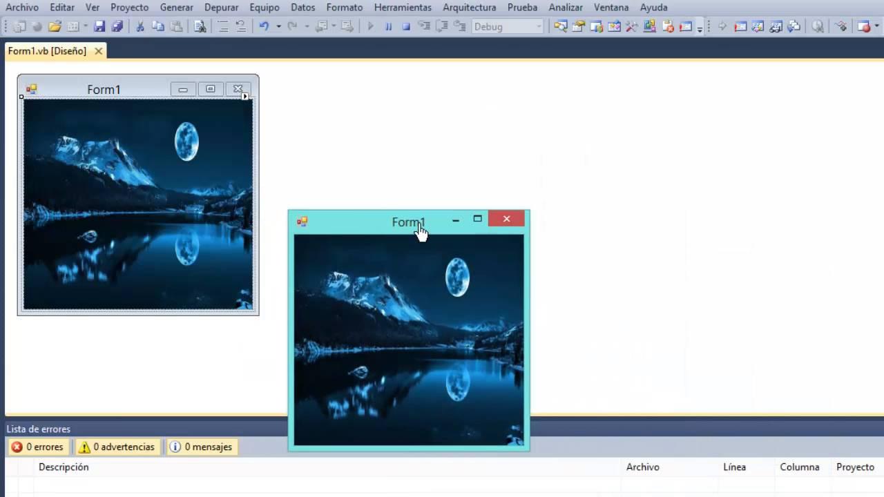 Curso De Programacion Visual Basic 2 Poner Una
