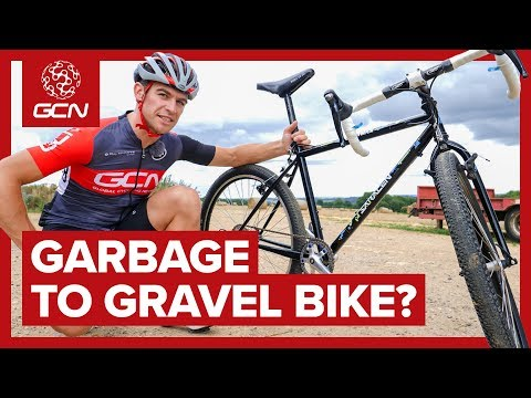 Garbage Vs Gravel Bike | How Does Our Cheap Gravel Bike Compare?