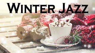 Winter JAZZ - Relaxing Jazz Music - Background Coffee Jazz Music