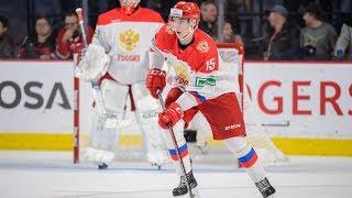 Югорского хоккеиста вызвали в сборную России