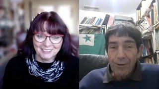 Kronvirusa intervjuo kun Amri Wandel