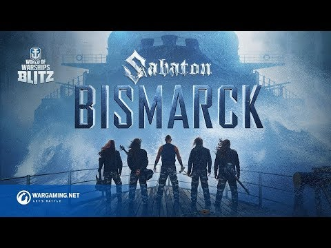 Sabaton - Bismarck [Lyric Video]