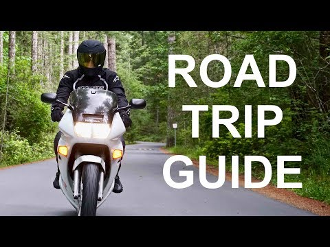 10 Tips for your Motorcycle Road Trip