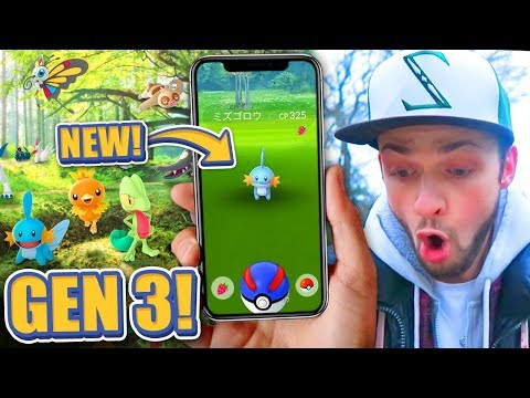 Download Youtube: 50+ NEW POKEMON in Pokemon GO! (Gen 3 Update)