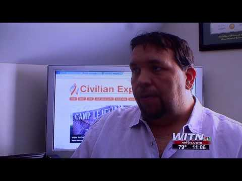 Civilian Exposure - WITN 7 News at 11pm - 8-4-2015