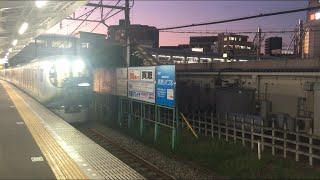 【らびゅー】西武池袋線 001系 Laview(ラビュー)特急 ちちぶ@清瀬駅(通過)
